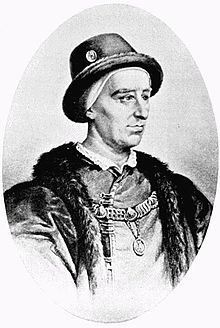 Louis XI, the Prudent (1423 - 1483). Dauphin from 1423 to 1461, when he became king. In 1440 he joined the Praguerie, which sought to control King Charles VII by installing Louis as regent, but this failed.