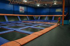 Metro Detroit Mommy: Sky Zone in Canton