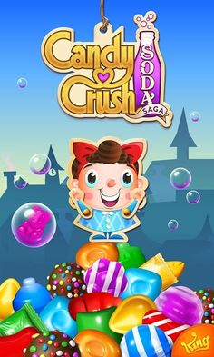 Candy Crush Soda Saga v1.87.11 (Mods)   Candy Crush Soda Saga v1.87.11 (Mods)Requirements:2.3Overview:Candy Crush Soda Saga is a brand new game from the makers of the legendary Candy Crush Saga. New candies more divine combinations and challenging game modes brimming with purple soda!  Description Candy Crush Soda Saga is completely free to play but some in-game items such as extra moves or lives will require payment. By downloading this game you are agreeing to our terms of…