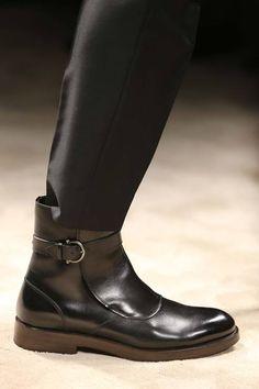 Salvatore Ferragamo details | Fall 2014 Menswear Collection