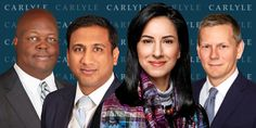 Meet the power players in Carlyle's $53 billion lending division - Business Insider
