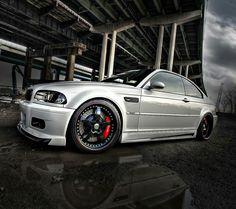 BMW E46 M3   BMW   M3   M series   E46   fast cars   BMW photos   rims   cool wheels