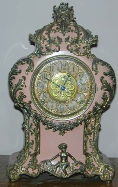Versailles   Kroeber clock   Flickr - Photo Sharing!