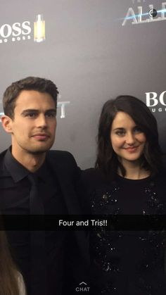 From the divergent series snap chat