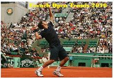 e7df51145d38 Watch French Open Tennis 2016 Live Start from On Sunday 22 May To 05 June