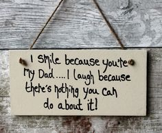 Birthday Present Dad From Daughter - Gifts For Dad Father's Day Ideas £6.99