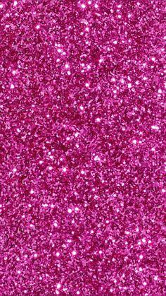 rosa glittrig topp