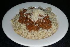 Bolognese saus, voor het volledige recept bezoek onze website!