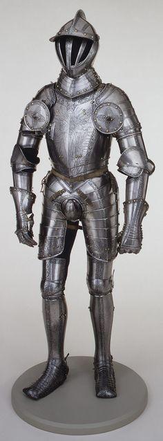 Kunz Lochner: Armor of Emperor Ferdinand I (33.164) | Heilbrunn Timeline of Art History | The Metropolitan Museum of Art