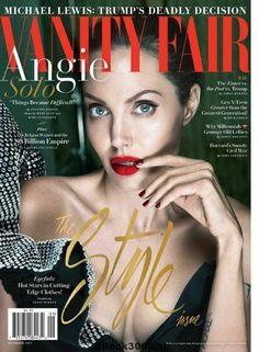 Vanity Fair U.S. September 2017 Cover (Vanity Fair U.S.).     Mert Alas and Marcus Piggott - Photographer  Jessica Diehl - Fashion Editor/Stylist  Gregory Arlt - Makeup Artist  Andrea Stanley - Set Designer  Emi Kudo - Manicurist  Angelina Jolie - Actor