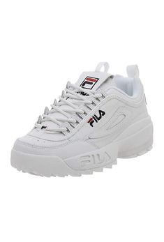 """Fila Men's Strada Disruptor  #fila #men #strada #shoes #daily #casual #outfit #amazon #affiliate """"This is an affiliate link from Amazon Affiliate Program"""" Fila Disruptors, Christmas Fashion, Trainer, Mens Fashion, Amazon, Sneakers, Casual, Stuff To Buy, Shoes"""