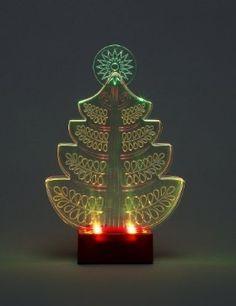 LED Light Layered Christmas Tree Room Decoration - Marks & Spencer