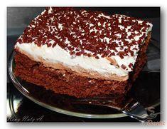 Ehhez a süteményhez nem kell sok mindent hozzáfűzni, mert önmagáért beszél. Nutella és tejszínhab? Ez már rossz nem lehet, és az is borítékolható, hogy finom, puha tésztára kerül ez a két finomság. A Nutella a tejszínhabba kerül bele, a tésztát pedig a kakaó teszi még finomabbá. Édesszájúak biztos megszeretik ezt a süteményt, Nutella szeretőknek pedig egyszerűen kihagyhatatlan! Szerző: Reny Naty