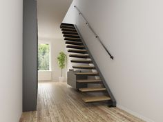 Acheter un escalier suspendu design en métal à Lyon 69