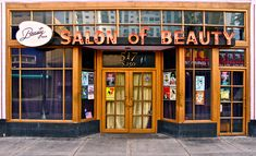 Beauty Bar in Downtown Las Vegas in the Fremont East District