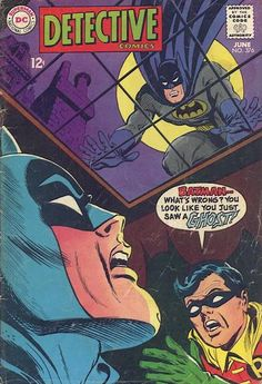 Batman in Detective Comics Robin comic book. Vintage Silver Age and The Boy Wonder. 1968 DC Com Dc Comics, Robin Comics, Batman Comics, Batman Comic Books, Comic Books Art, Comic Art, I Am Batman, Batman Robin, Robin The Boy Wonder