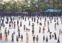 lowry paintings - Google Search