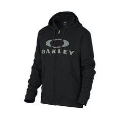 9b5cc647a2ce4 Oakley Ellipse Full Zip Hoodie Black