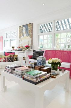 Anna Spiro Home by decor8, via Flickr