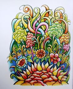 497 best Coloring Books Colored images on Pinterest   Coloring books ...