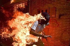 Foto de venezuelano ganha o World Press Photo