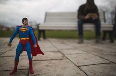 Action Figure nella vita vera grazie a VSE OK: Superman