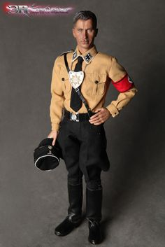 Action Man and friends at Modellers Loft