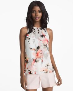 Floral Shell