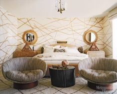 Top 50 Luxury Interior Design Projects by Kelly Wearstler - Love Happens Magazine Top Interior Designers, Luxury Interior Design, Best Interior, Interior Rendering, 3d Rendering, Modern Interior, Elle Decor, Design Set, House Design