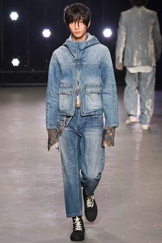 London Menswear - Inverno 2017 - Topman