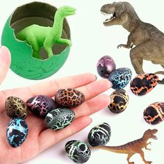 Magic Growing Dinosaur Action Figure Set  Tag a friend who would love this! FREE Shipping Worldwide    #games #toy #actionfigures #boardinggames #smallfigurines #marvel