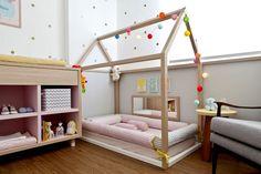 Fabriquer un lit cabane pour les petits loulous : démonstration en 20 photos explicatives