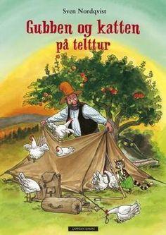 Gubben og katten på telttur (ingeb/2e hands kinderboek) - de Noorse Boekwinkel