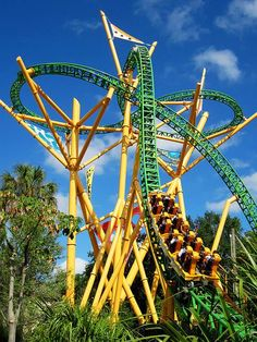 Does this look familiar? Name this ride!
