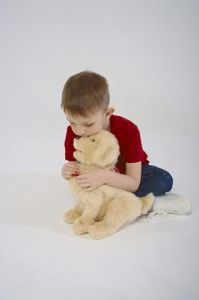 Companion Dog - Joy for All - Empathy Sensory Toy Make Funny Faces, Cute Little Dogs, Different Emotions, Real Dog, Companion Dog, Emotional Development, Developmental Toys, Afraid Of The Dark
