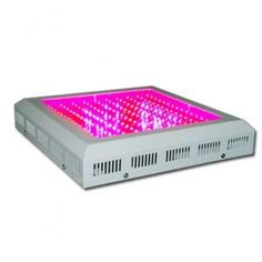 LED Grow Light For Greenhouse Agricultural Cultivation Kits 1w Led, Greenhouse Growing, Led Panel Light, Led Grow Lights, Growing Plants, Save Energy, Nasa, Red And Blue, Indoor Gardening