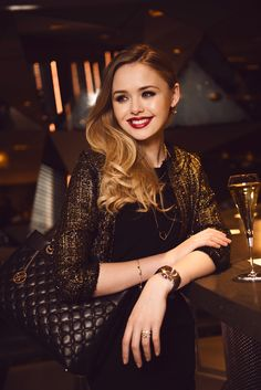 KRISTINA BAZAN FOR CHOPARD II ... I want the ability and finance to pull off an outfit like this