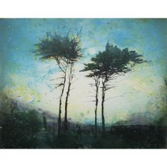 Elizabeth Magill Blue Hold #tree #art