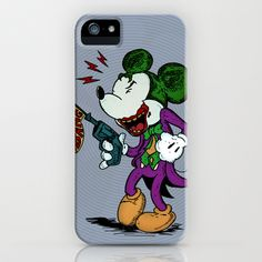 Why So Serious?  iPhone & iPod Case by Eric Wirjanata - $35.00