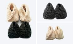 Today I have a very simple pattern to share with you guys, and it's these adorable crossover knit baby booties. This knit baby booties pattern Free Baby Sweater Knitting Patterns, Baby Booties Knitting Pattern, Crochet Baby Booties, Easy Knitting, Crossover, Booty, Simple Pattern, Guys, Knitted Slippers
