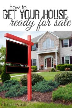 Selling a house can be such a stressful process! Here are the tips my realtor…
