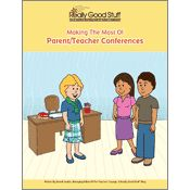 Making the Most of Parent/Teacher Conferences - Download Your Really Good Stuff e-Book