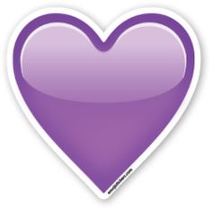 Purple heart discovered by Just Fly on We Heart It