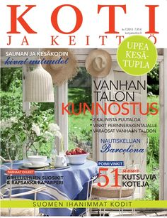 Koti ja keittiö -lehdet