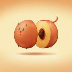 Art Snacks – Les illustrations de Maria Tiurina (image)