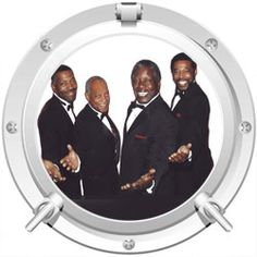 Charlie Thomas - The Drifters. Concerts At Sea 2014!! January 18-25th aboard the Princess Cruise line to the Western Caribbean! Other performers: Paul Revere and the Raiders, BJ Thomas, Mary Wilson of the Supremes, The Cowsills, and many more!