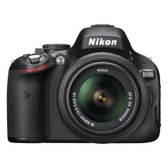 Nikon Digital SLR Camera with megapixel DX-format sensor and Full HD movies. A digital SLR camera with filters, effects and Wi-Fi connectivity. Nikon D3000, Nikon Dslr, Reflex Numérique Nikon, New Nikon, Nikon Digital Camera, Digital Slr, Dslr Cameras, Camera Lens, Camera Sale