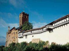 Thüringen - Wartburg in Eisenach
