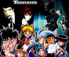 Image result for Toonami 90s