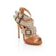 Safari inspired shoes